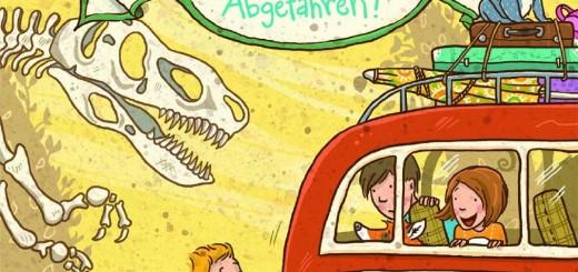 Die Schule der magischen Tiere - Abgefahren! (Band 4)