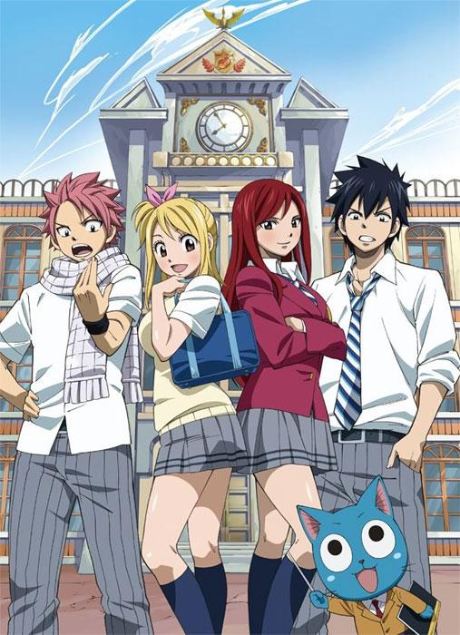 Zweite OVA für Fairy Tail im 27. Manga Band
