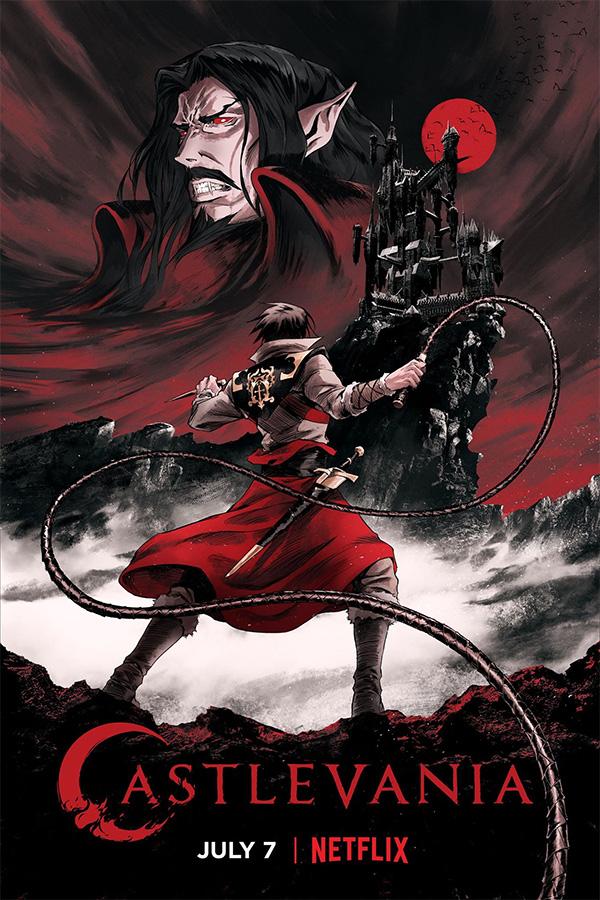 2. Staffel zur animierten Videospielreihe Castlevania startet im Somme