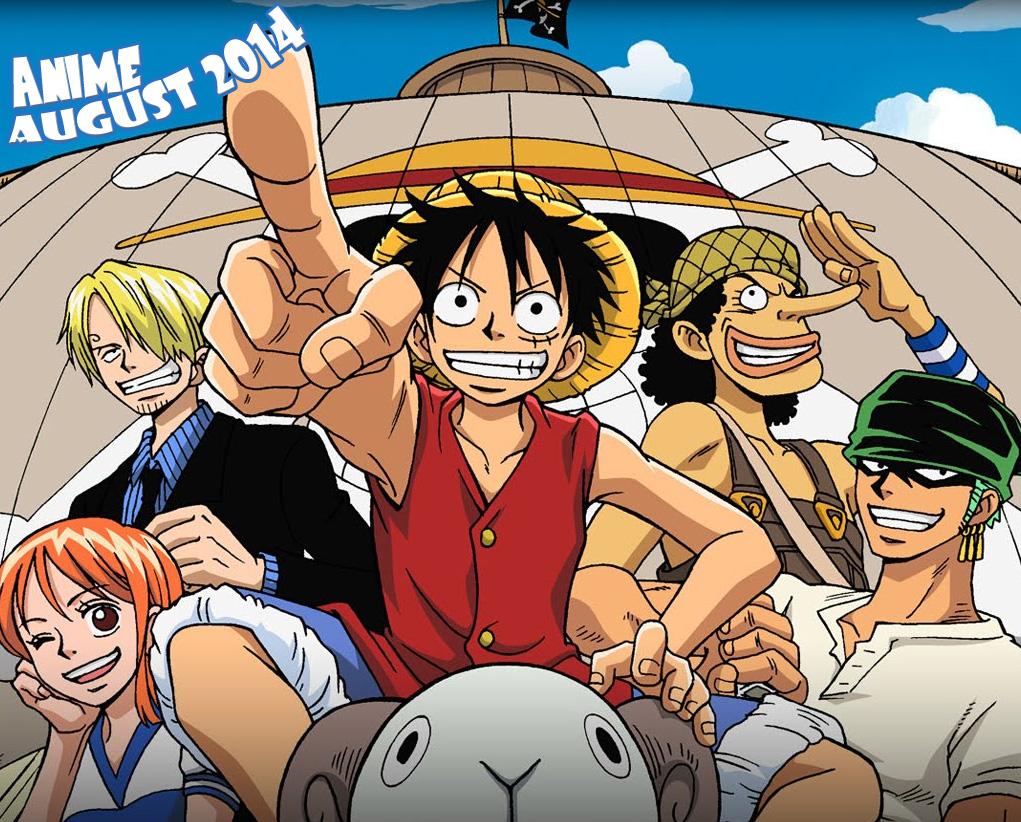 August 2014: Anime Monatsübersicht *Update*