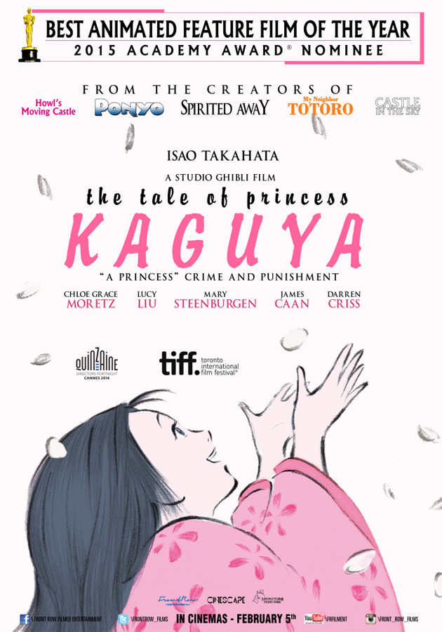Oscar-Verleihung 2015 - Studio Ghiblis Traum eines weiteren Oscars in