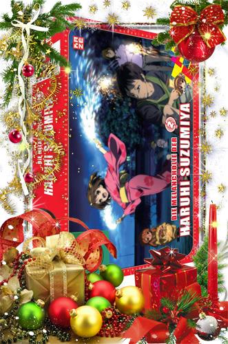 Die Melancholie der Haruhi Suzumiya - Staffel 2 (4 DVDs)