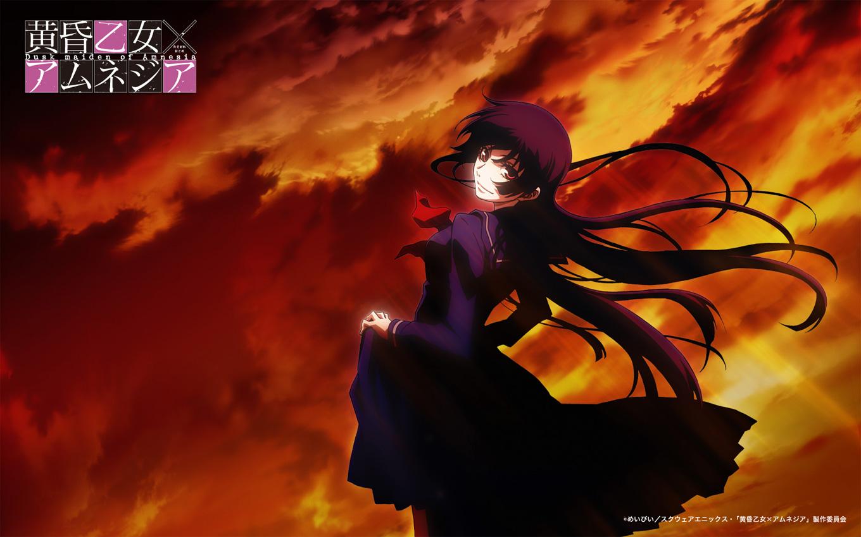 Dusk Maiden of Amnesia (Tasogare Otome x Amnesia, 黄昏乙女xアムネジア)