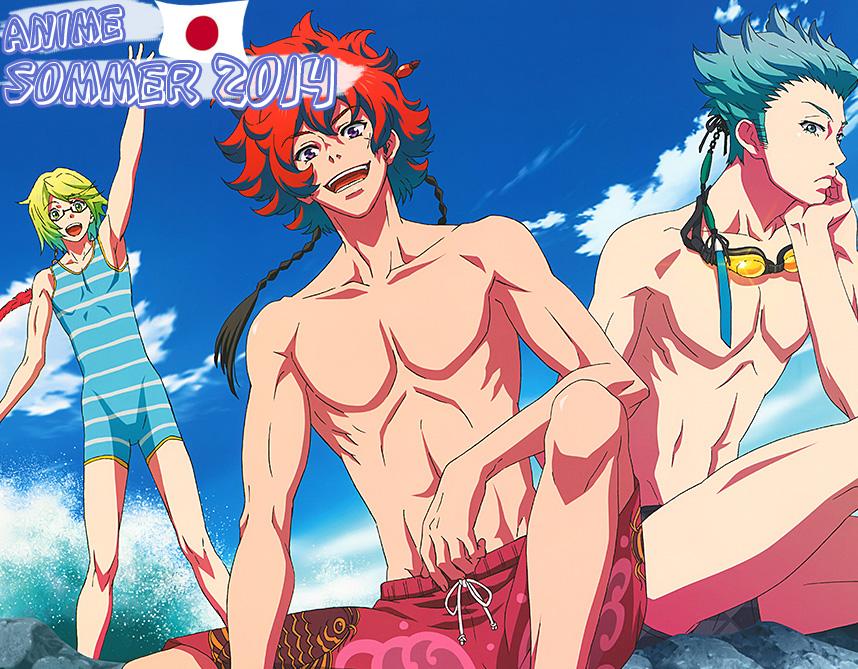 Der japanische Anime Sommer 2014 - Ein kleiner Rückblick ab Juli 2014