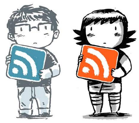Animehunter News RSS Feed Änderung