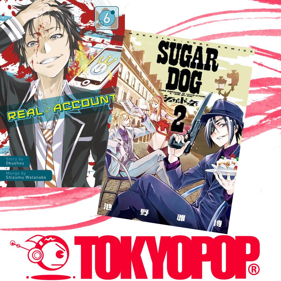 Tokyopop mit neuen Mangas im Herbst/Winter 2017/18