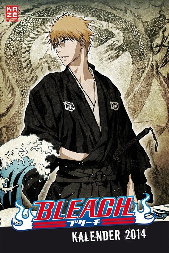 Bleach Wandkalender 2014