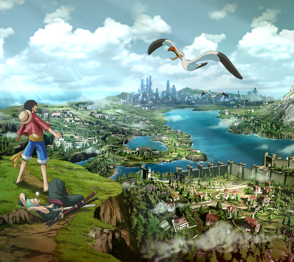 Bandai Namco kündigt One Piece World Seeker an *UPDATE*