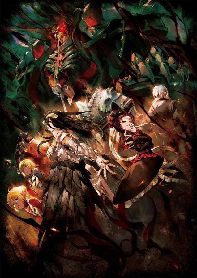 Die zwei Overlord Filme erscheinen 2018 bei KSM Anime