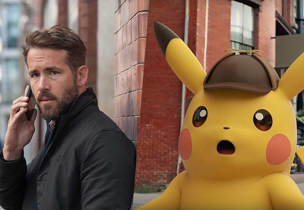 Erster Pokémon Live-Action Film mit dem Titel Detective Pikachu start