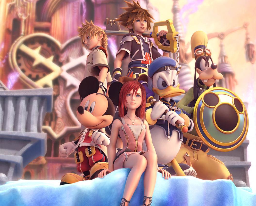 Nach dem ersten Kingdom Hearts Bundle in HD für die PlayStation 3, fo