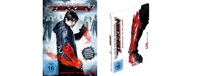 Tekken der Film erscheint im September!