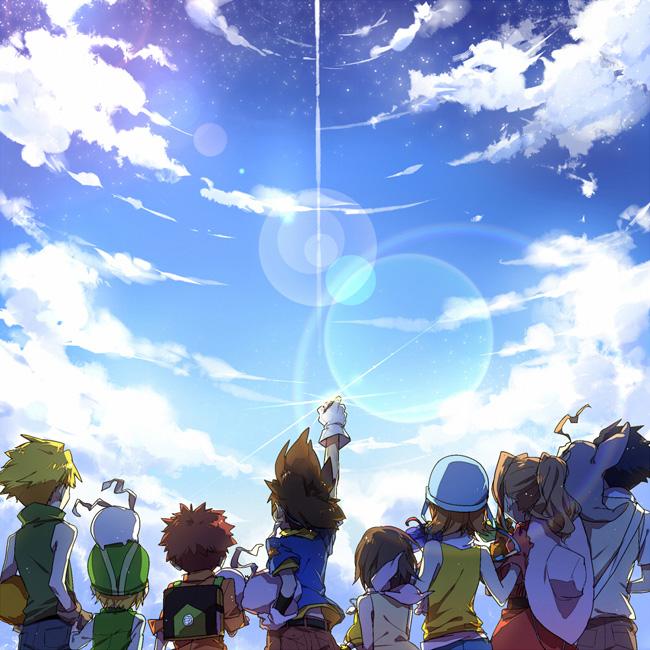 Neues Digimon Spiel Digimon Story: Cyber Truth erscheint für die PS V