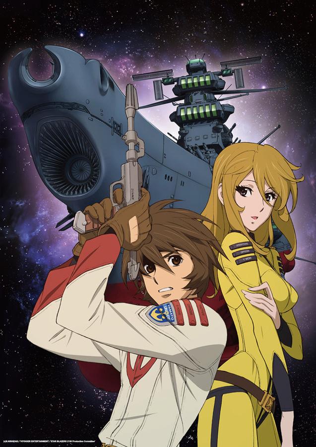 Die ScFi-Serie Star Blazers 2199 - Space Battleship Yamato erscheint b