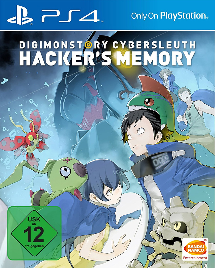 Digimon Story: Cyber Sleuth – Hacker's Memory erscheint am 19. Janua