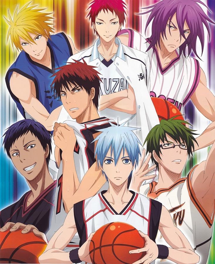 Dritte Anime Staffel für Kuroko no Basket von Tadatoshi Fujimaki best