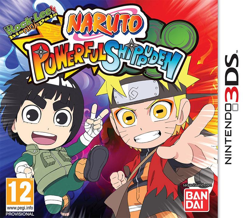 Naruto Powerful Shippuden erscheint am 8. März für den Nintendo 3DS