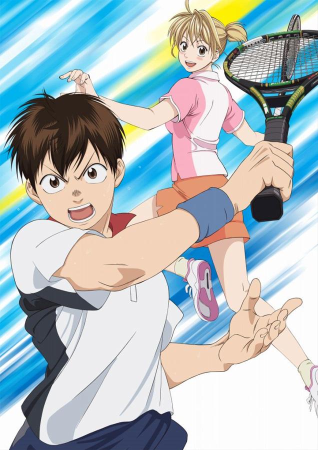 Erste Anime Staffel zu Baby Steps umfasst 25 Episoden - Zweite Staffel