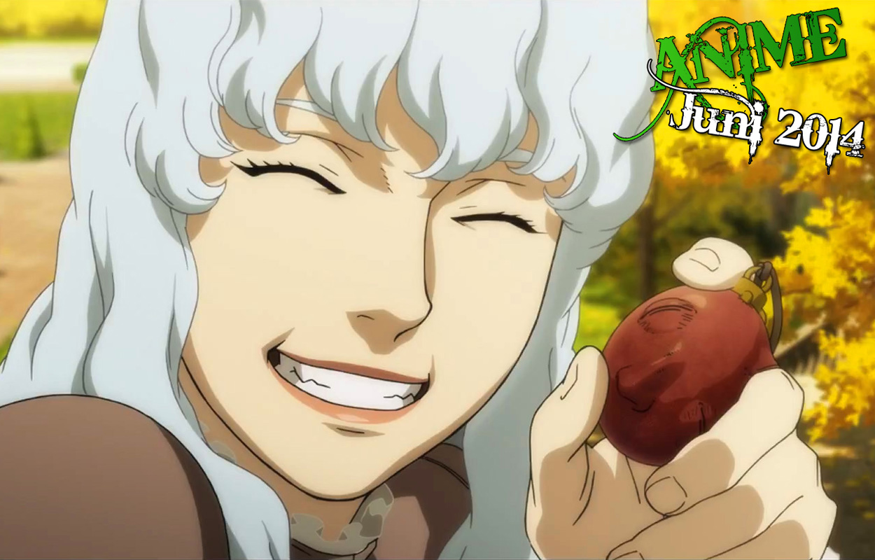 Juni 2014: Anime Monatsübersicht