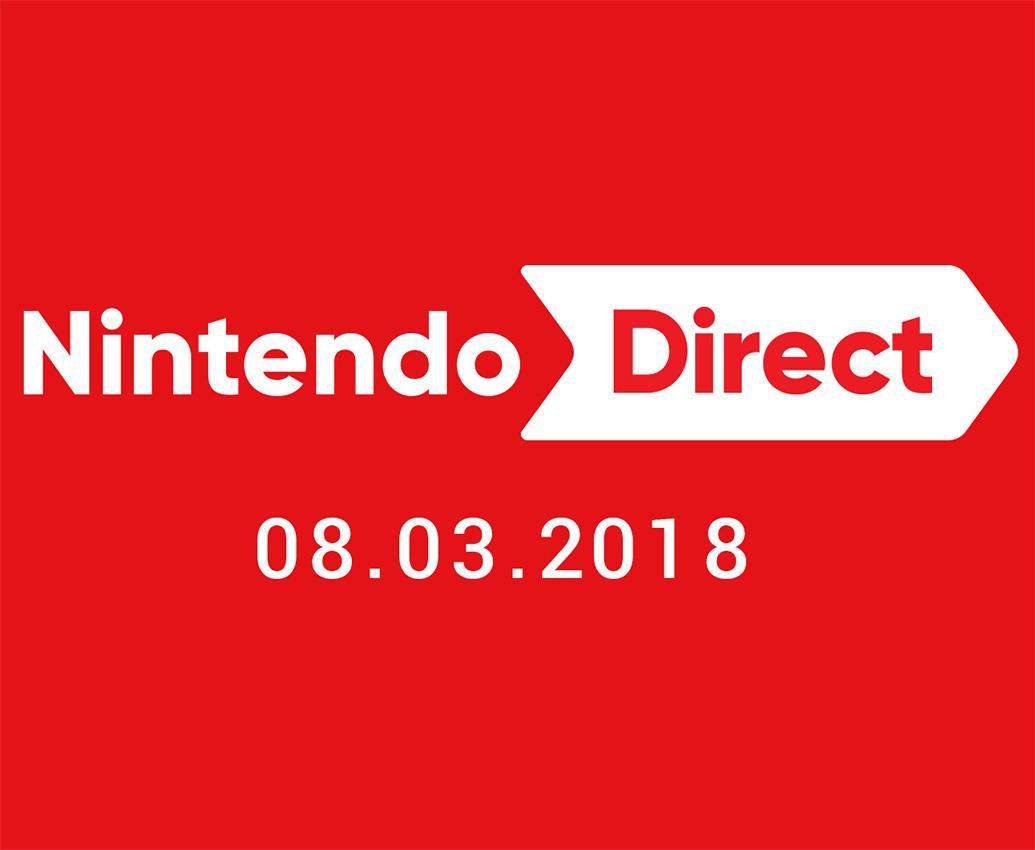 Heute startet eine neue Nintendo Direct-Präsentation ab 23:00 Uhr *UP