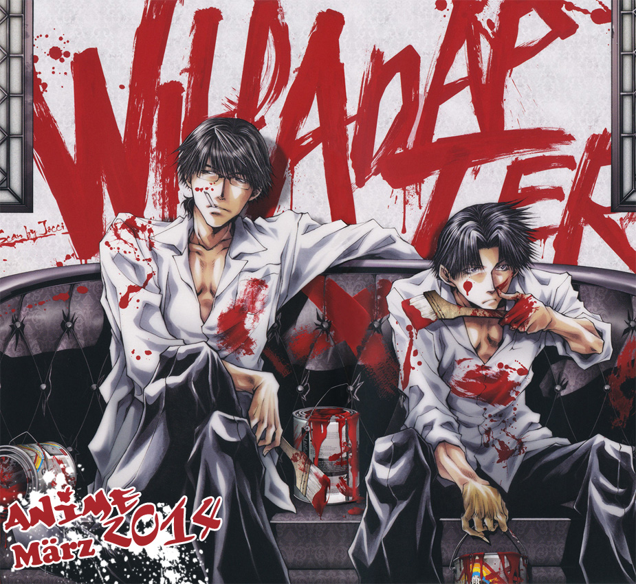März 2014: Anime Neuerscheinungen aus Japan