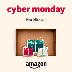 Cyber Monday Wochen auf Amazon vom 20. November bis 27. November 2017