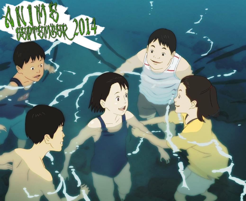September 2014: Anime Monatsübersicht