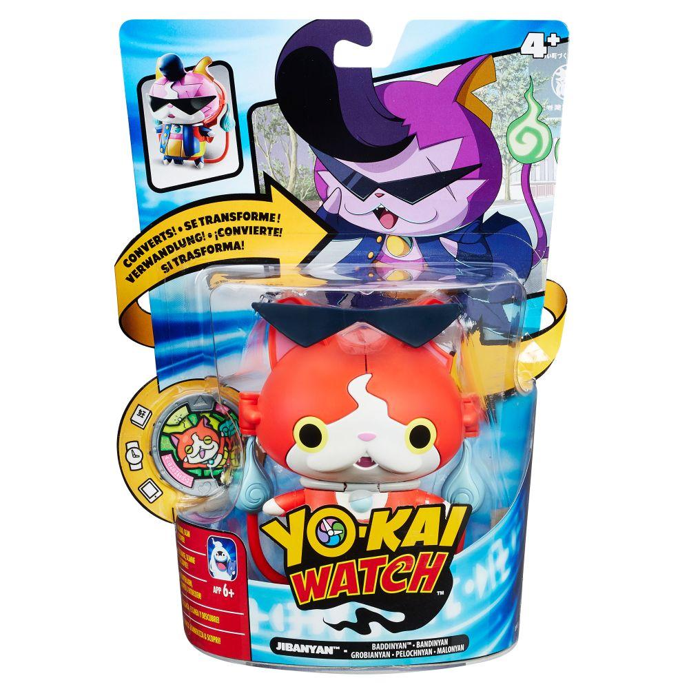 Vom Bildschirm ins Kinderzimmer: Yo-kai Watch Spielwaren von Hasbro