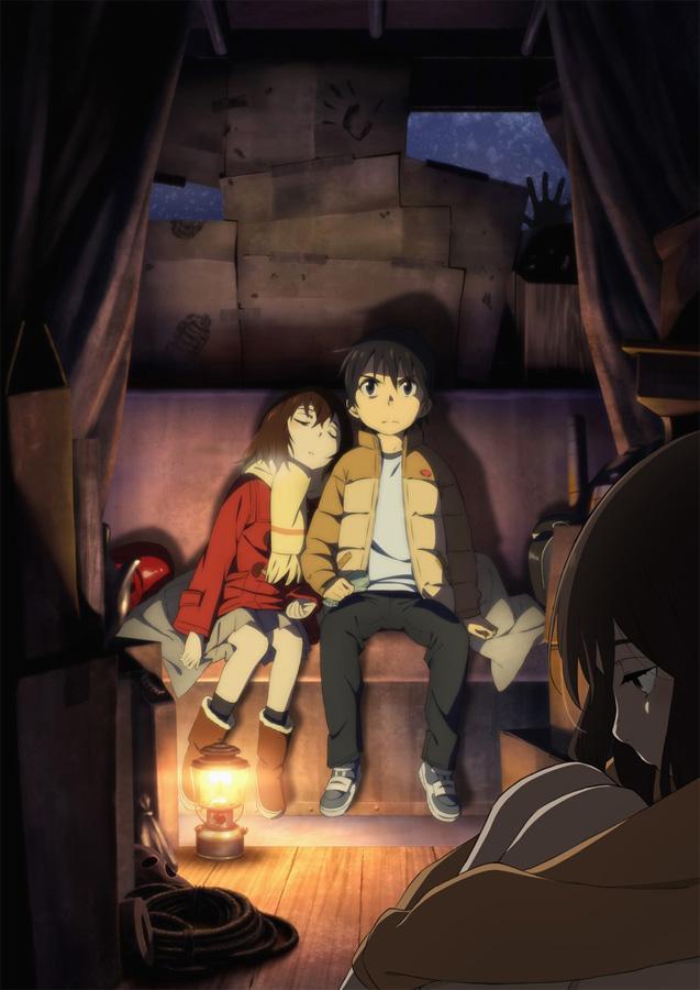 Erased im Juli in der Animenacht auf ProSieben MAXX