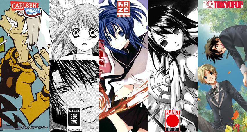 August 2013: Manga Monatsübersicht von Carlsen Manga, Egmont Manga (E