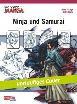 How to draw Manga - Ninja und Samurai