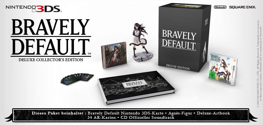 Bravely Default: Flying Fair