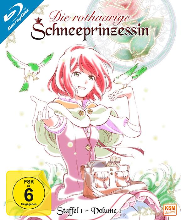 Das 1. Volume zu Die rothaarige Schneeprinzessin von KSM Anime erschei