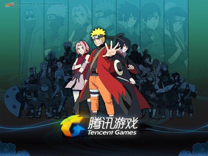 In China erscheint noch 2013 ein Online Rollenspiel zu Naruto *Update*