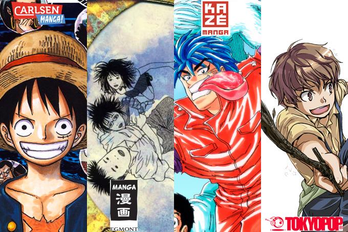 September 2013: Manga Monatsübersicht von Carlsen Manga, Egmont Manga