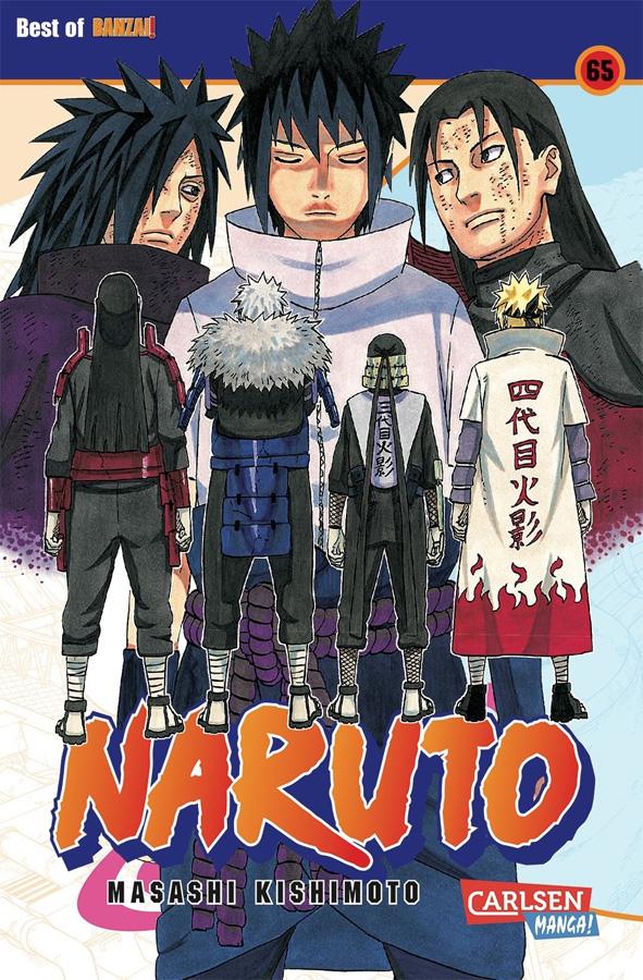 Naruto - Band 65