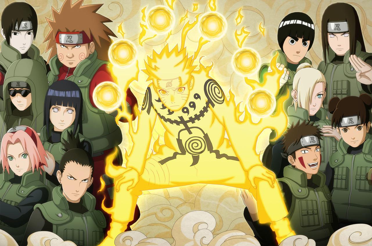 Naruto startet mit kostenlosem Online-Game in Deutschland durch *Updat
