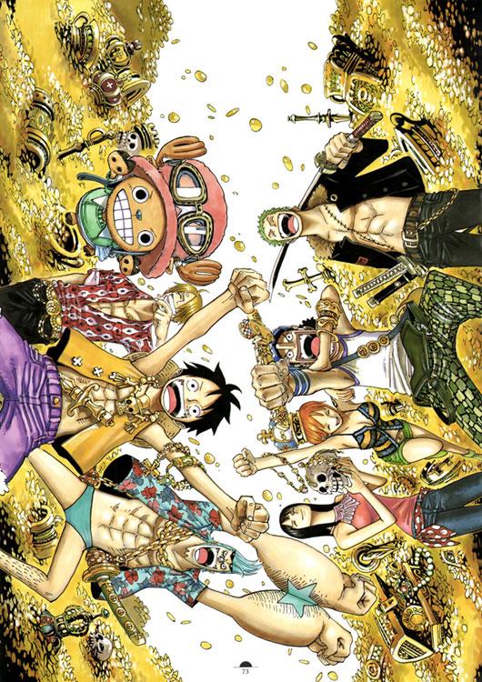 One Piece Band 61 geht weg wie warme Semmeln