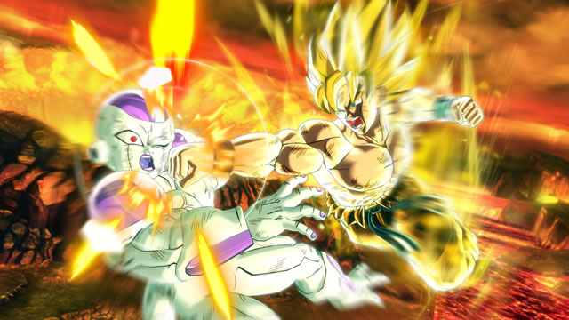 Dragon Ball New Project