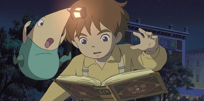 Nintendo DS/PS3 Spiel Ni no Kuni von Level-5/Studio Ghibli
