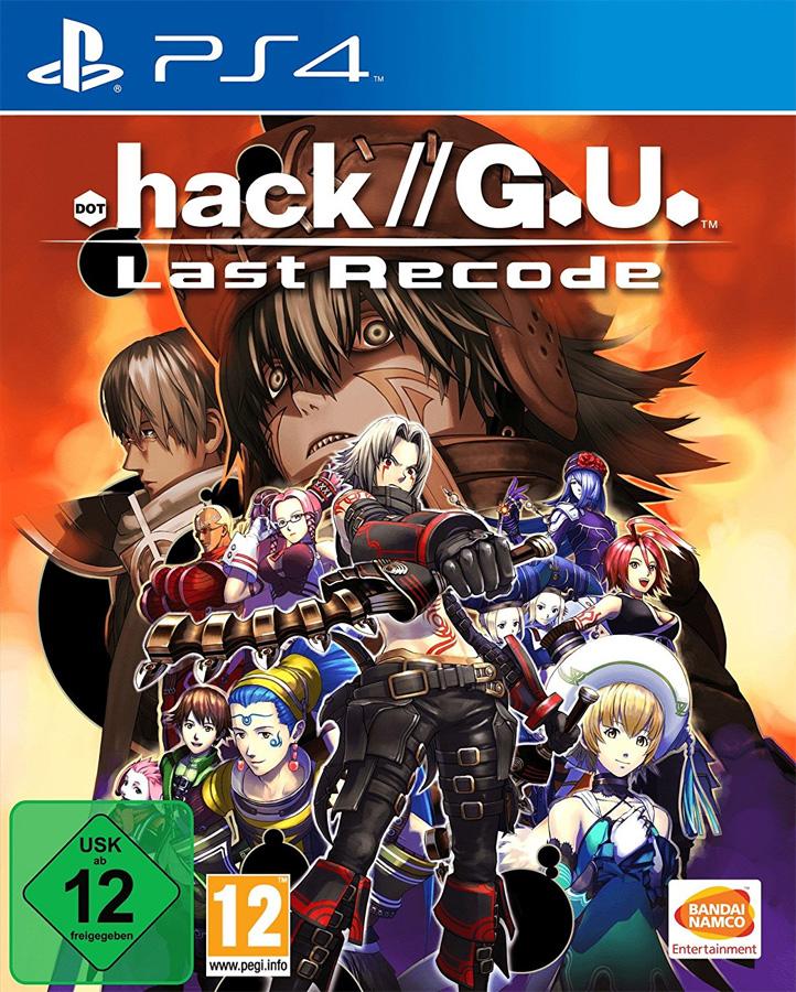 .hack//G.U. Last Recode erscheint am 7. November 2017 für die PlaySta