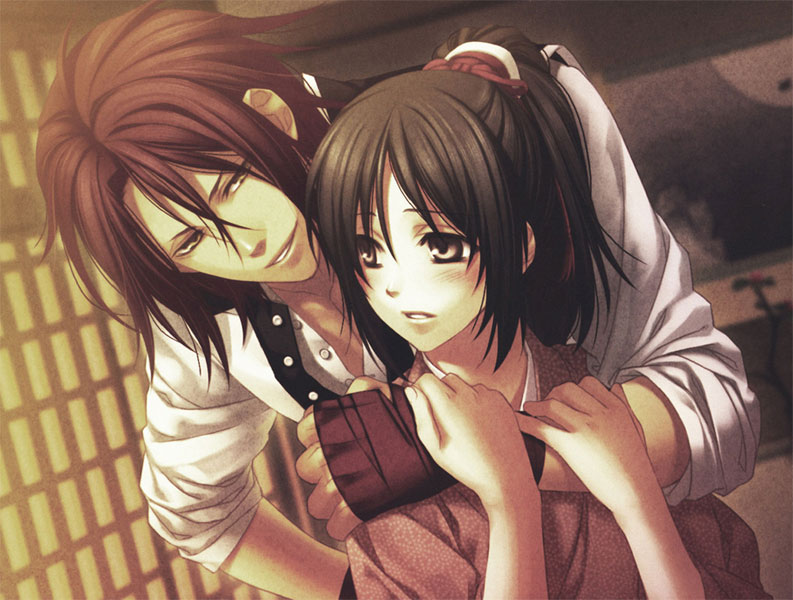 Anime OVA zu Hakuouki dieses Jahr