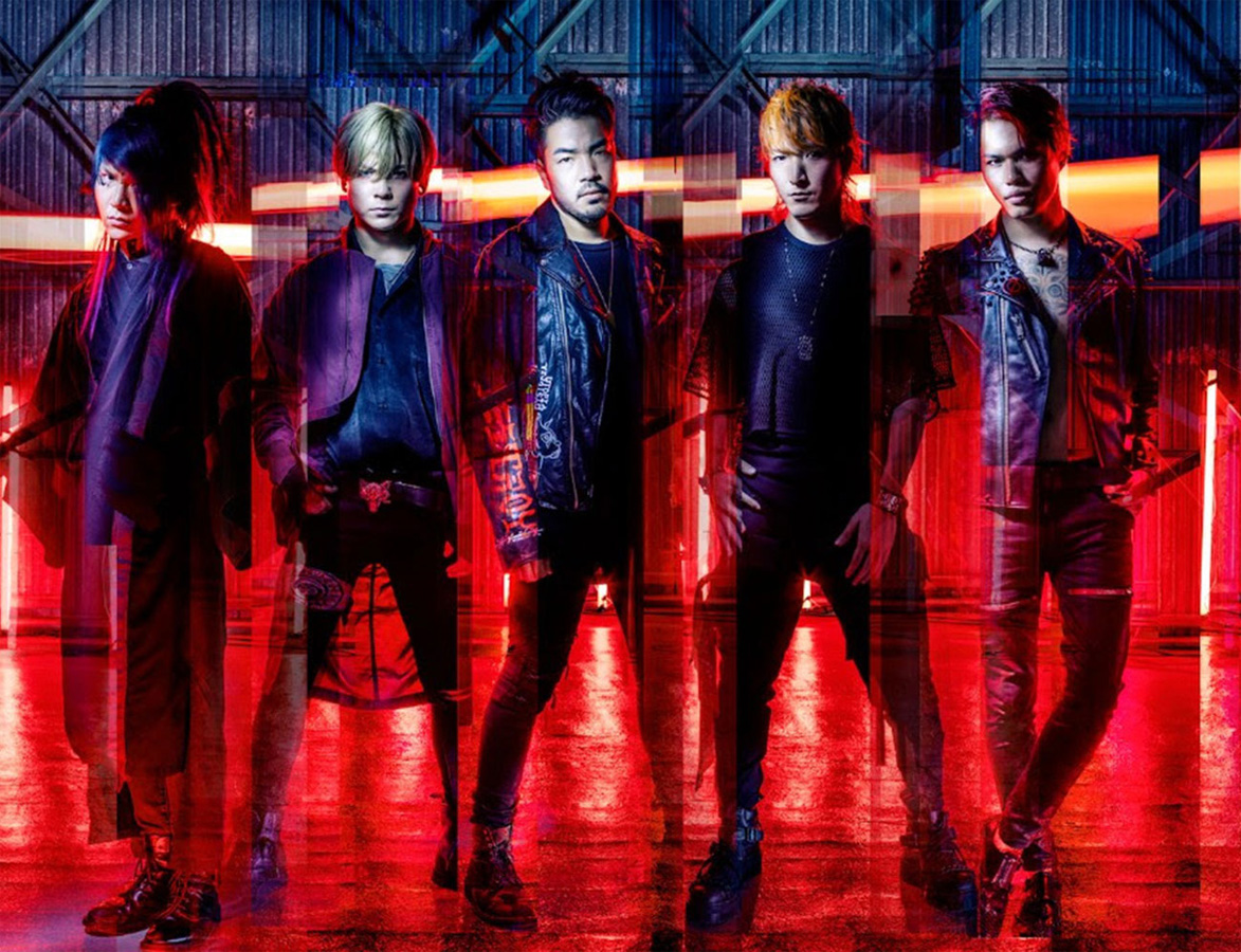 Ex_Machina - Neues Album der J-Rock Band Crossfaith und Europa-Tour f�