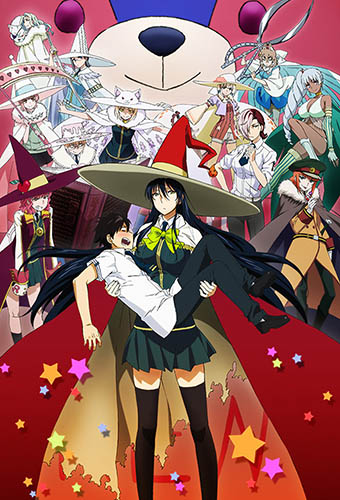 Witch Craft Works, TV-Serie