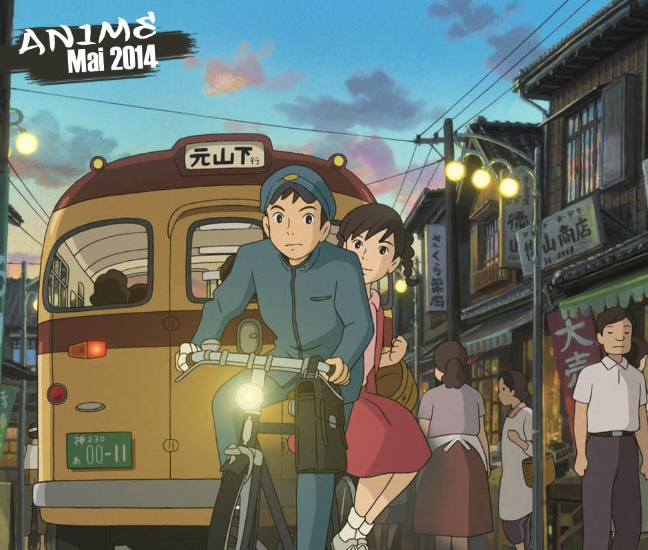 Mai 2014: Anime Monatsübersicht