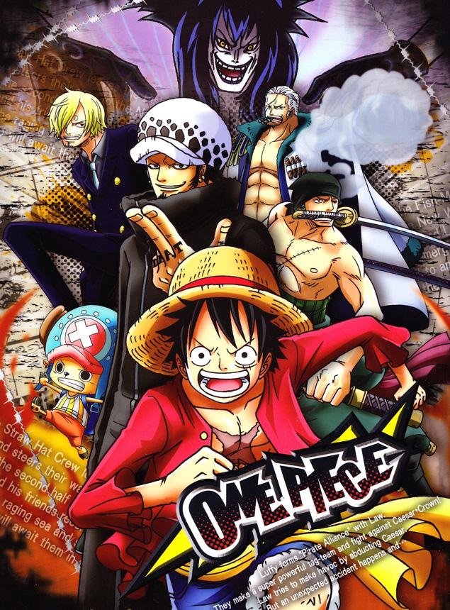 ProSieben MAXX strahlt Ende März 2018 neue Folgen zu One Piece aus