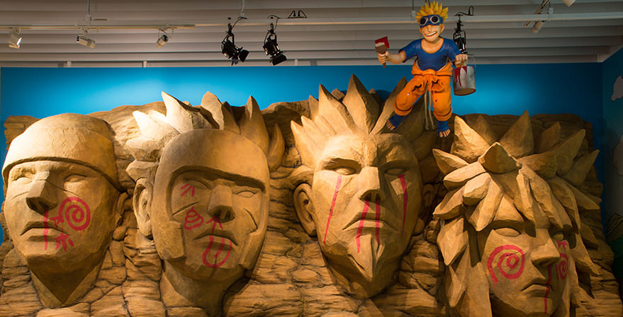 Naruto Exhibition