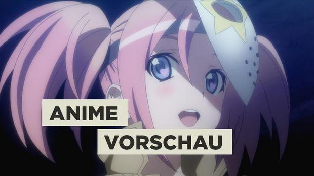 Das Animeprogramm auf ProSieben MAXX für die kommenden Tage vom 15. b