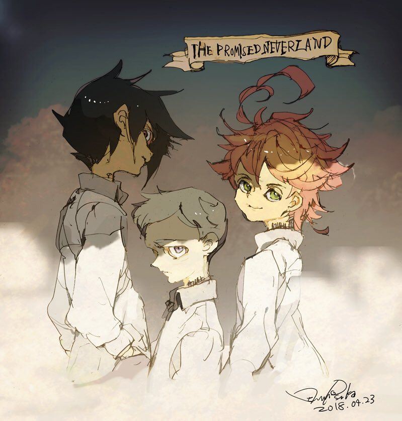 Anime Adaption zu The Promised Neverland bereits in Planung?