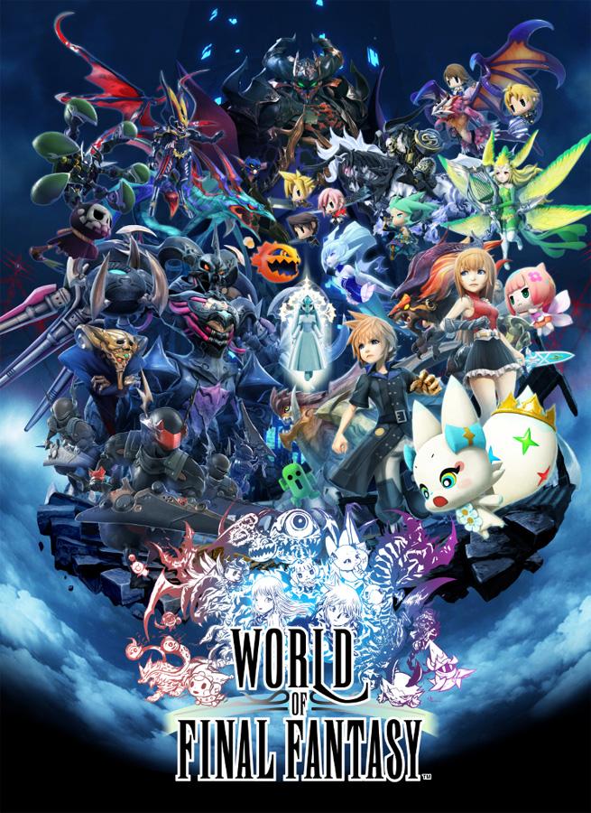 World of Final Fantasy: Ab sofort auch für PC erhältlich